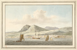 The Paps of Jura, 1772
